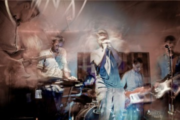 Live at Toddy Shop (Abeer's Photo)