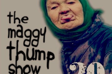 the maggy thump show