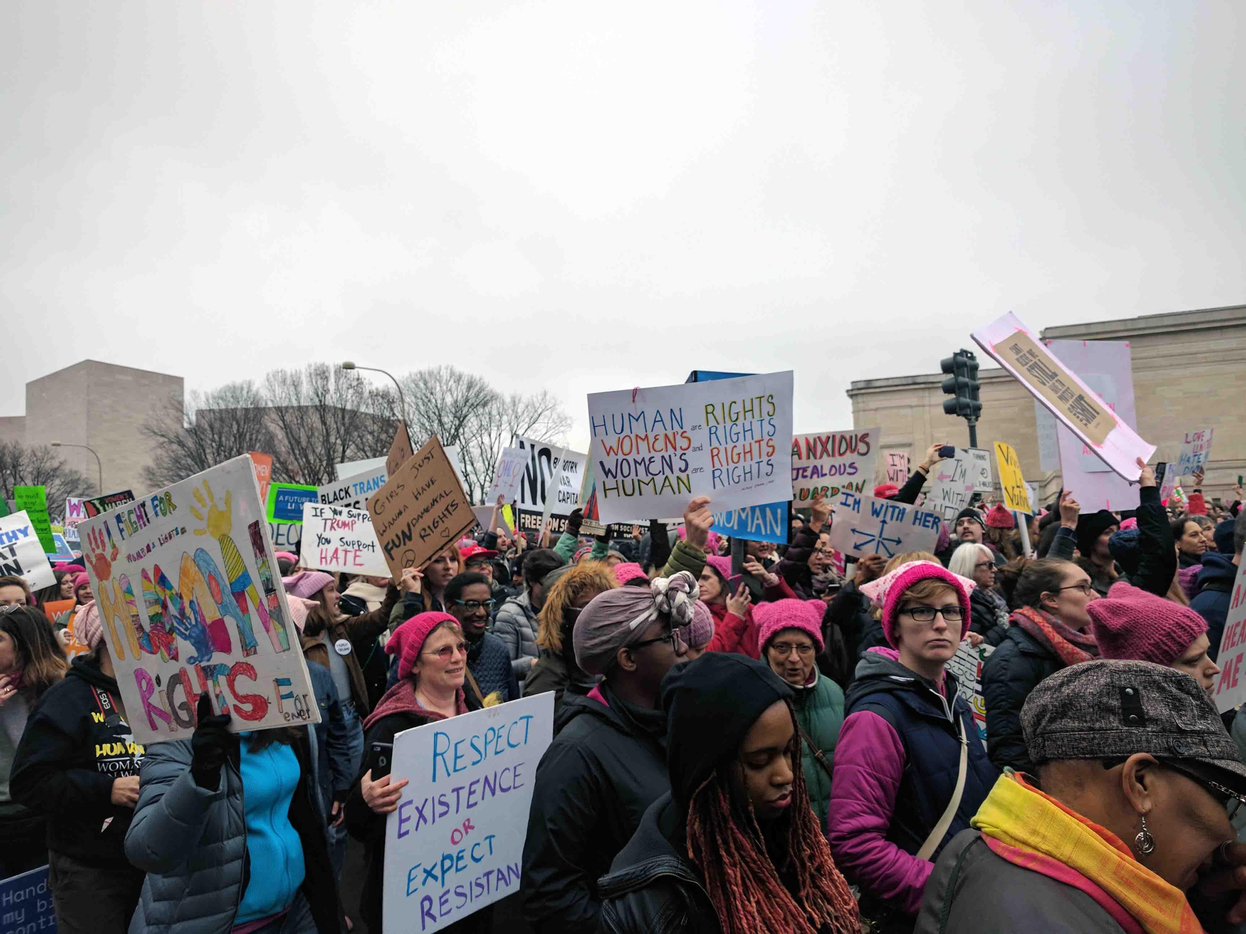 sbcltr Women March 3