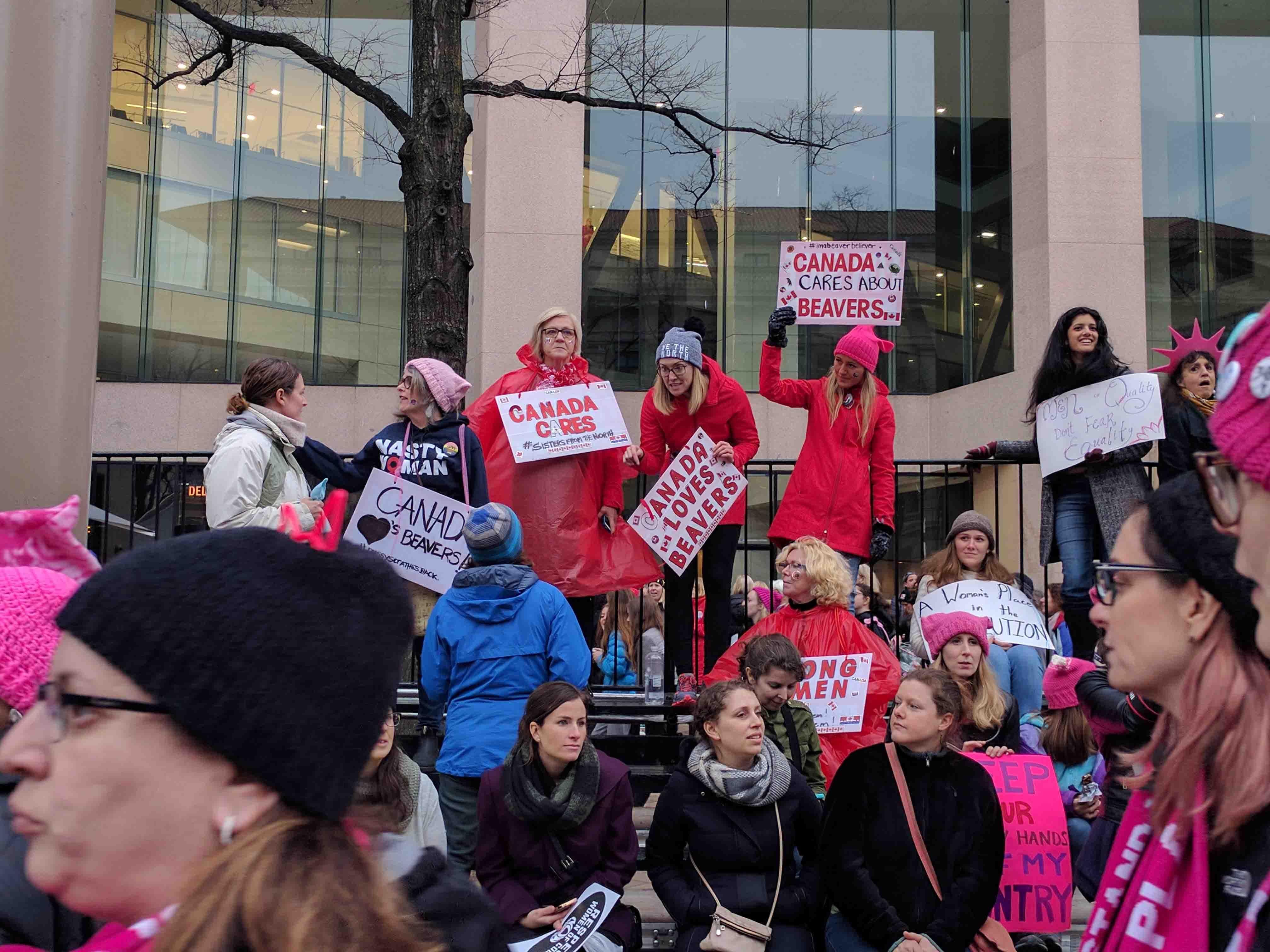 sbcltr Women March 4