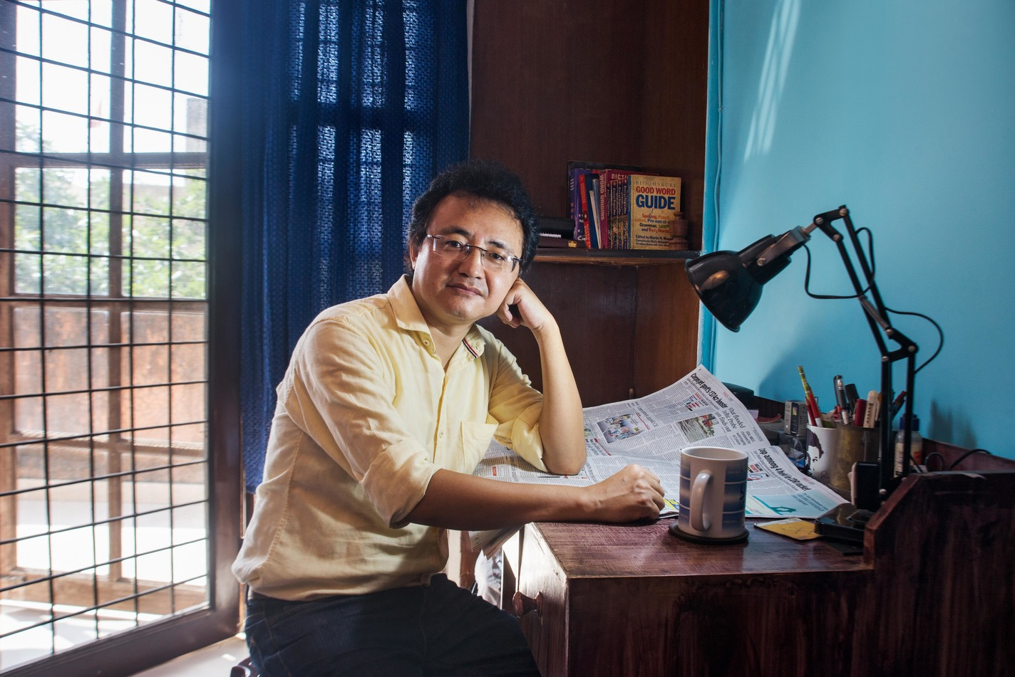 Joel Rai is a senior editor at Times of India and lives in Sarita Vihar, New Delhi. He is originally from Darjeeling