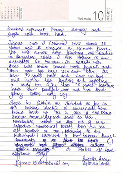 Nimmi shares her story