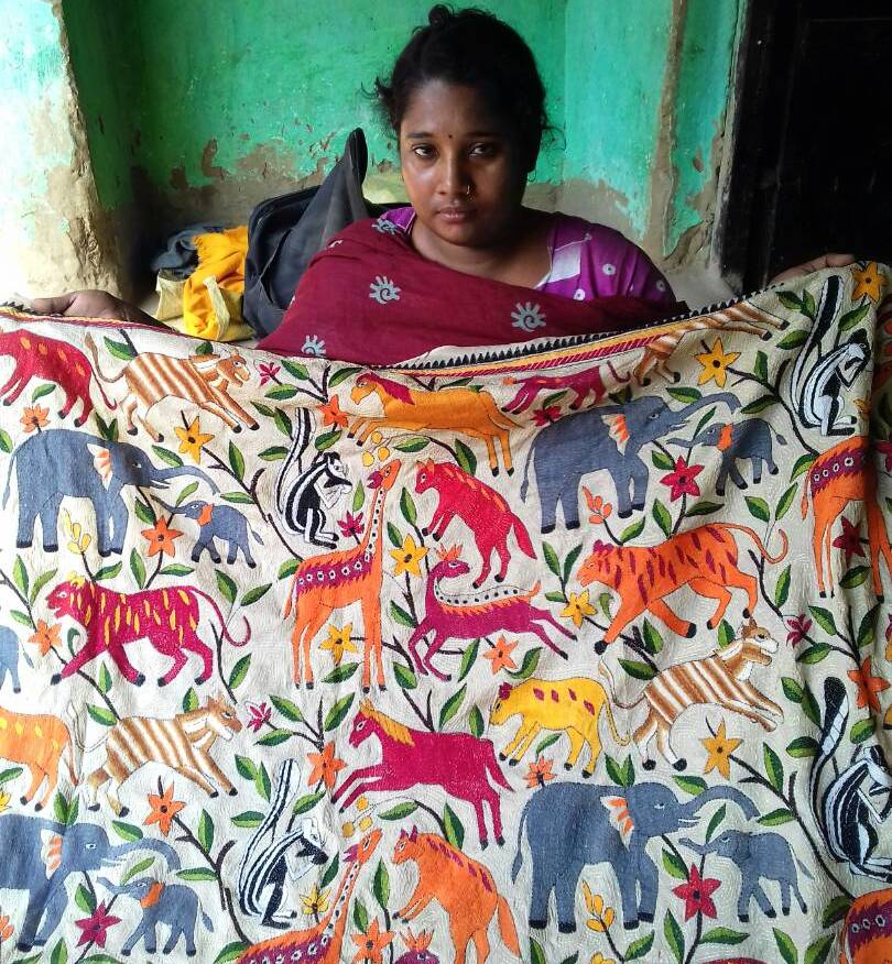 These Women Are Using Handloom To Empower Themselves – sbcltr